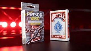 PRISON DECK by Joao Miranda - www.lepetitmagicien.com