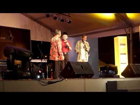 Raja Pelawak Veteran - Datuk Jamali Shadat , Datuk Aziz Satar &