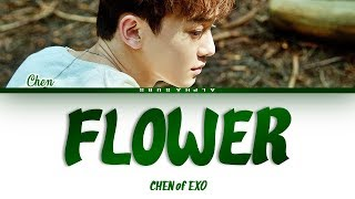 Download CHEN [첸] FLOWER (꽃) Lyrics/가사 [Han|Rom|Eng]