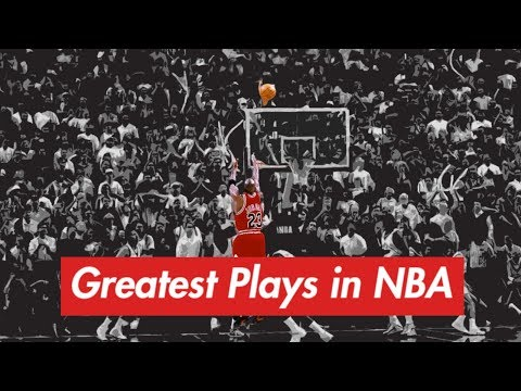 Greatest Plays in NBA – M83 Outro