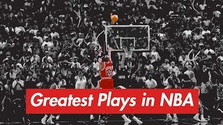 Greatest Plays in NBA - M83 Outro