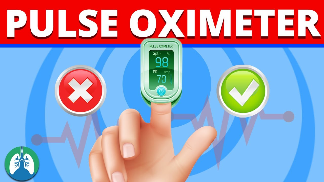 Pulse Oximeter How To Use It How Does Pulse Oximetry Work Youtube