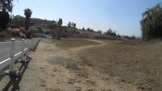 Yorba Linda Recreational Trail (ylrt) Riding My Mtb On The North Side Of Imperial Hwy