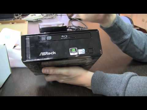 Asrock ION 330HT/W7HP Nettop NVIDIA All-in-1 Windows 8