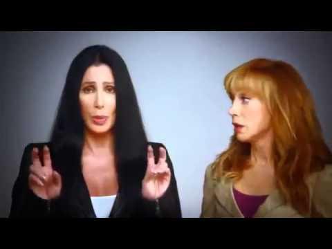 Cher & Kathie Griffin. Don't Let Mitt Turn Back Time On Women