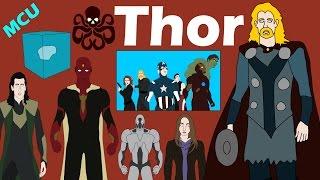 Marvel Cinematic Universe: Thor (Spoilers)