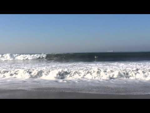 Big waves in long beach, ca 8/27/14