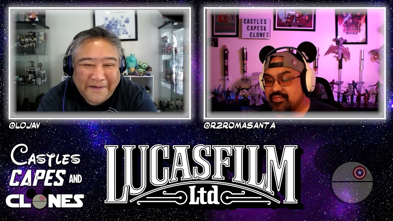 Indy Blu-Ray, Ewok Movies, Jaxxon the Rabbit and more LucasFilm News | CCC LucasFilm Podcast Ep