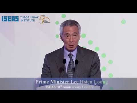 ISEAS 50th Anniversary Lecture by Mr Lee Hsien Loong, Prime Minister of Singapore