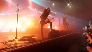 Motionless In White - Catharsis |Live in Vienna 2019.12.01.|