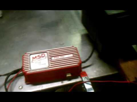 Testing an msd 6 series ignition control youtube testing an msd 6 series ignition control publicscrutiny Image collections