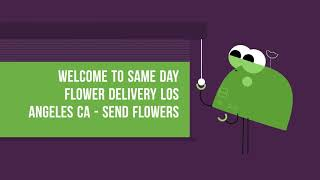 Same Day Flower Delivery Los Angeles CA - Send Flowers | 213-908-1591