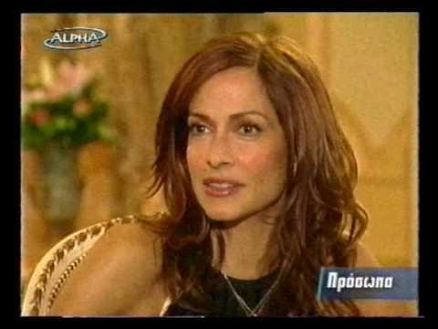 Anna Vissi Interview @ Prosopa 4/12/03 PART 3/6