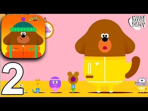 HEY DUGGEE THE EXPLORING APP - Gameplay Part W (iOS Android) - Games For Kids