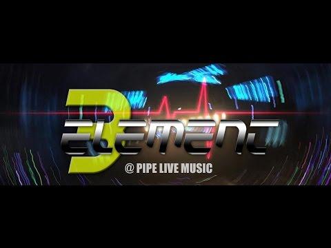 DJ Dark Techno set live recording @Element 3 @Pipe Taipei
