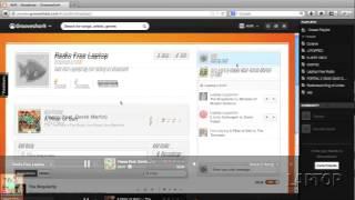 Grooveshark Broadcast Demonstration