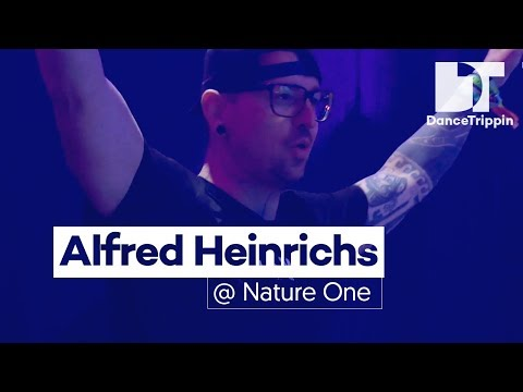 Alfred Heinrichs at Nature One (Germany)