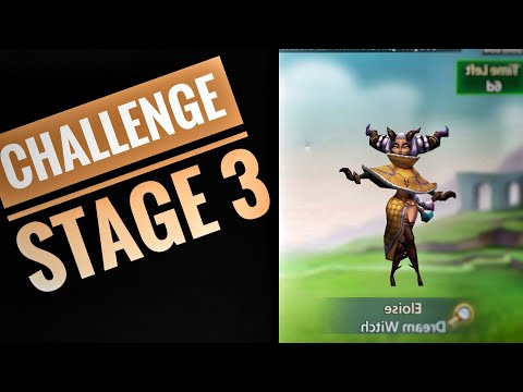 Lords Mobile - Dream Witch Limited Challenge Stage 3