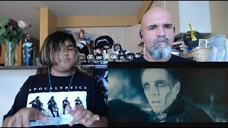 Powerwolf Army Of The Night REACTION