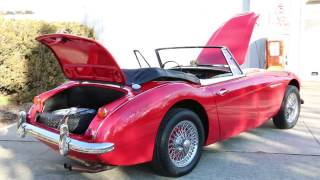 1968 Austin-Healey 3000 Mk III, Phase II For Sale
