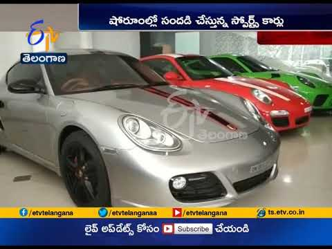 Sports Cars, Sales | Increasing in Hyderabad