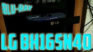 Ruido grabadora Blu-Ray  LG BH16NS40