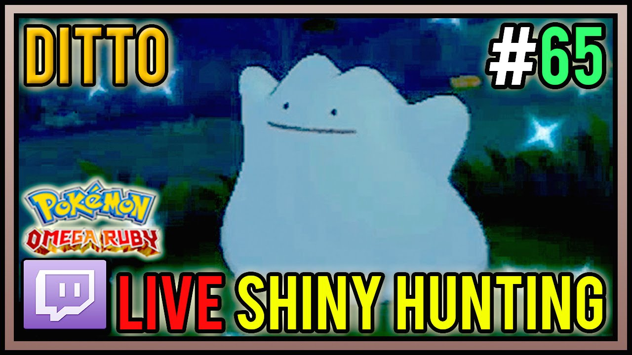 how to get ditto ruby