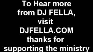 Walking Remix, Mary Mary feating DJ FELLA