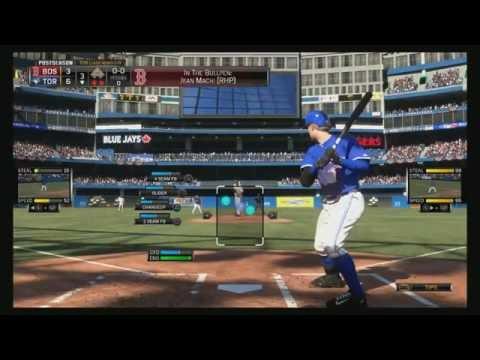 Blue Jays Playoffs - MLB The Show 15 - #1