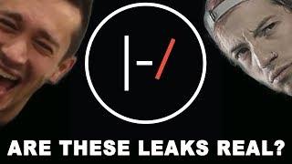 Are These TØP Leaks LEGIT?! - New 2018 TWENTY ONE PILOTS Album!