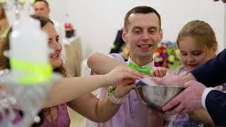 Свадьба Александра и Татьяны (банкетный зал Разгуляй, г. Серпухов)