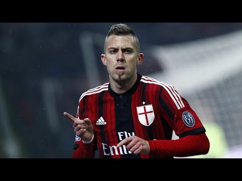 Jeremy Menez goals and skills in roma psg and AC milan