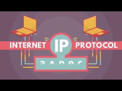 Принципы работы компьютерных сетей