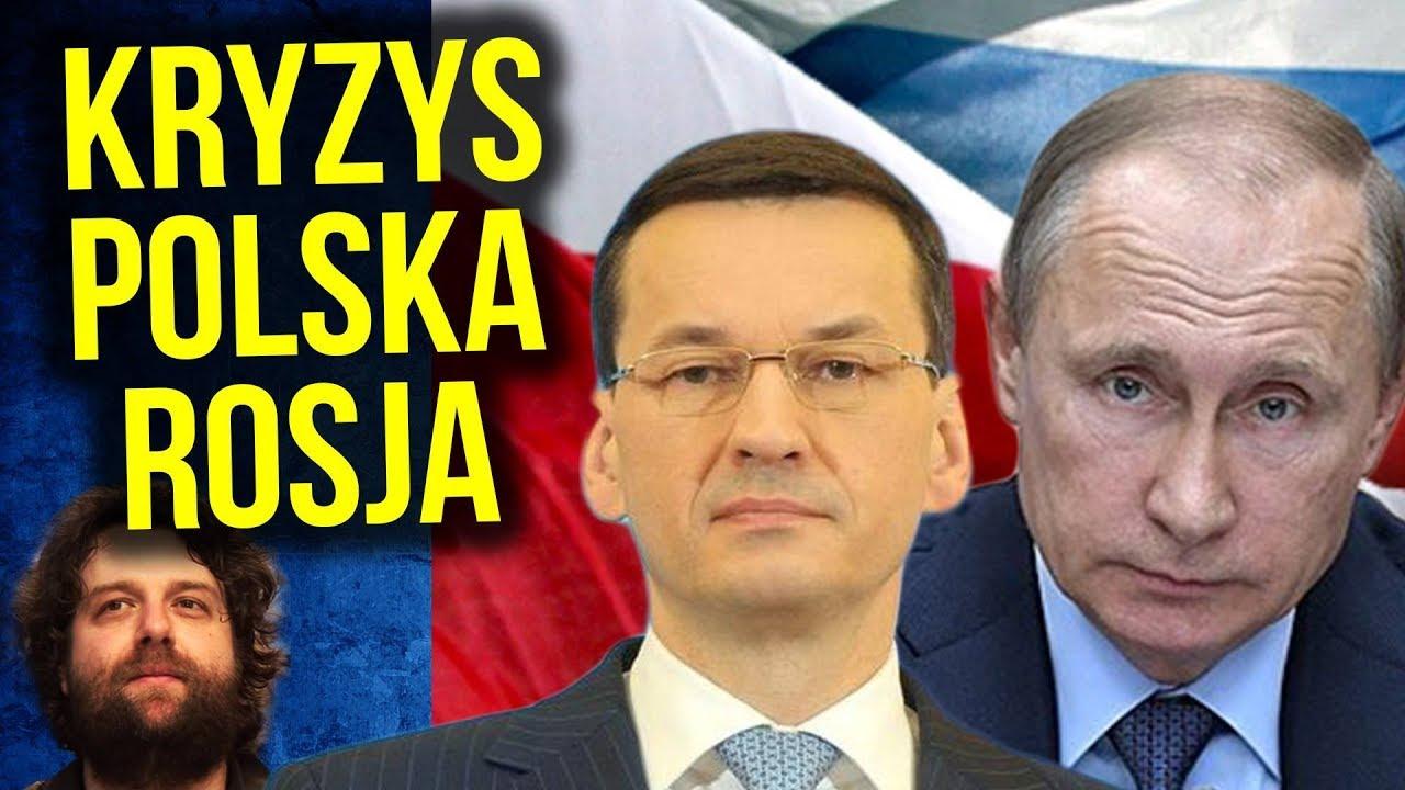 MEGA Kryzys na linii Polska – Rosja. W Tle Wybory na Prezydenta i Putin Kandydat. – Komentator