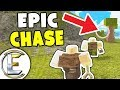 Epic Chase - Roblox Booga Booga EP 1 (GOD ARMOR ? Game Been Fully Wiped!) Back At Level 0