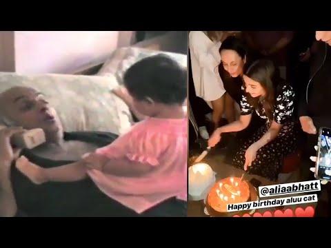 Mahesh Bhatt shares throwback video as Alia Bhatt turns 26 Mp3