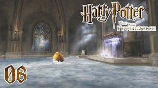 HARRY POTTER - FEUERKELCH [HD] #06 - Mit Ei planschen! | LP Harry Potter und der Feuerkelch