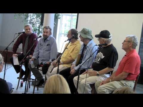 Jerry Wexler panel discussion at Library for WC Handy Festival 2013 1080p