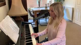 You Make Loving Fun  PIANO/VOCAL Fleetwood Mac Cover Emma Gilmour