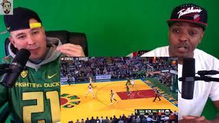 Celtics vs Bucks | Reaction | Highlights | Giannis Antetokounmpo