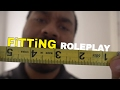 Fitting Roleplay ASMR for MEN   Shirt Fitting with Measuring Tape   SHOE FITTING   Softly Spoken