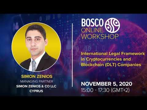 International Legal Framework in Cryptocurrencies and Blockchain Companies | Simon Zenios & Co LLC