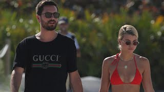 Scott Disick and Sofia Richie Kiss, Fuel Romance Rumors By Packing on the PDA in Miami