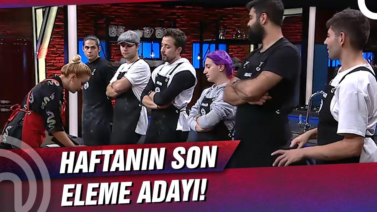 Kırmızı Takımın Olaylı Takım Oylaması   MasterChef Türkiye 91. Bölüm