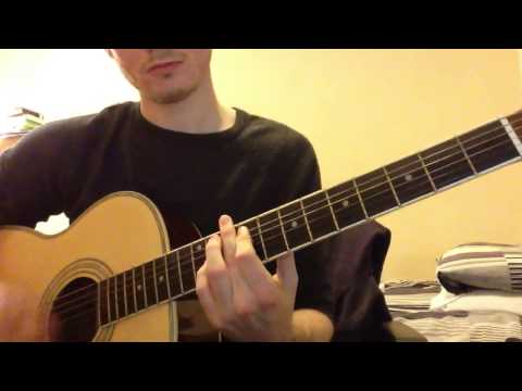 Enter Shikari- Adieu (acoustic cover)