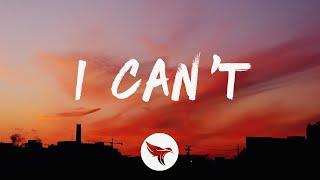Caitlyn Smith - I Can't (feat. OĮd Dominion) [Lyrics]