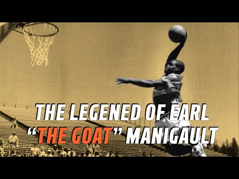 Perhaps the best player never to play in the NBA
