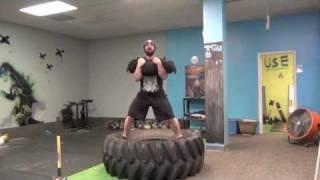 Intense [Full Body] Tire Workouts