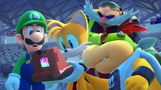 Mario & Sonic at the Olympic Games Tokyo 2020 - Story Mode Full Walkthrough