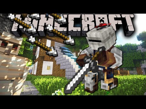 Minecraft: New Knight! Labyrinth Adventure Server Sordrin's Trap Maze Public Multiplayer Ep. 1
